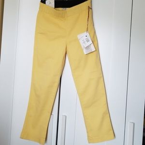 Yellow Miracle lady leggings